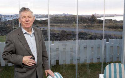 Búðarlokan sem rakst illa í flokki  en varði Alþingi í fúleggjadrífu